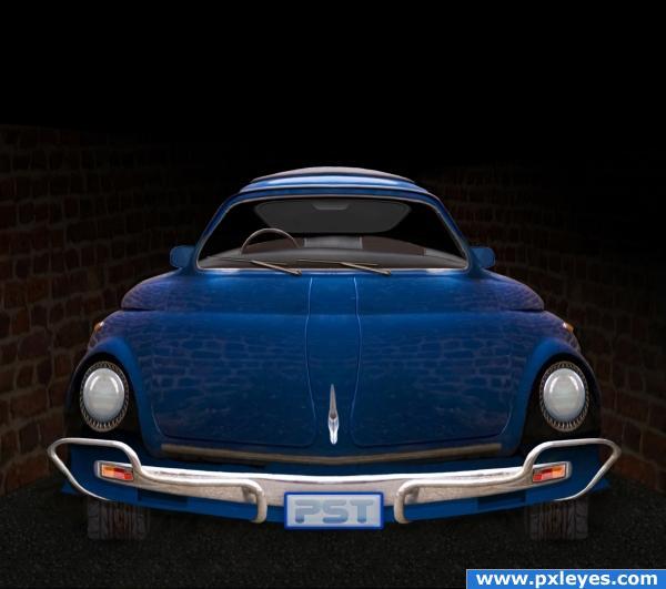 Fiat 600 PreSixtiesTurbo car