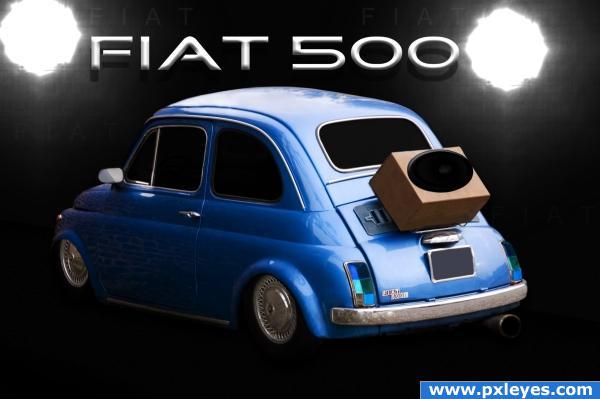 Fiat Low Rider