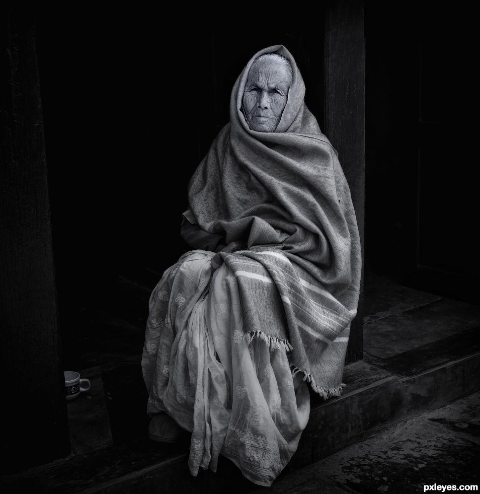 The Woman in the Door