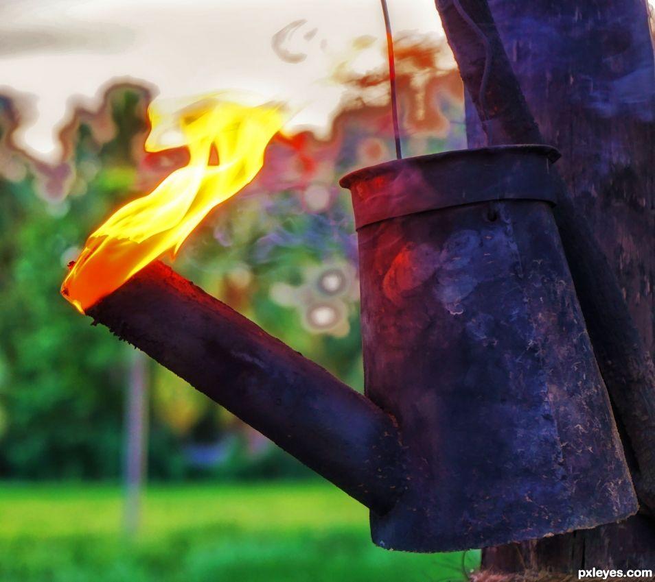 Pot o Fire