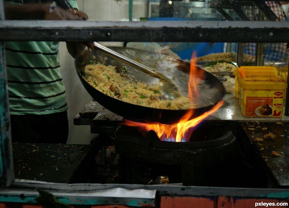 Fried Fire