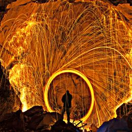 Cave of Fire