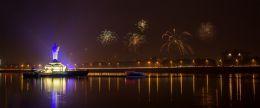 Diwali (Indian Festival) celebrations in Hyderabad, India