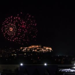 HappyNewYearWorldfromAthensGreece