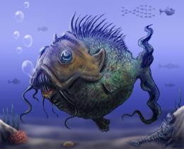 Ugly fish