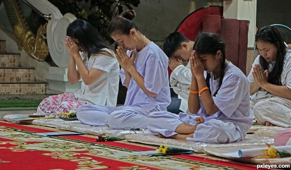 5 in Prayer