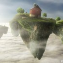 floating island 2 photoshop contest