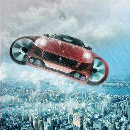 Flying Car Picture