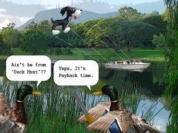 Duck Hunt Revenge