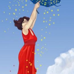 flyingumbrella