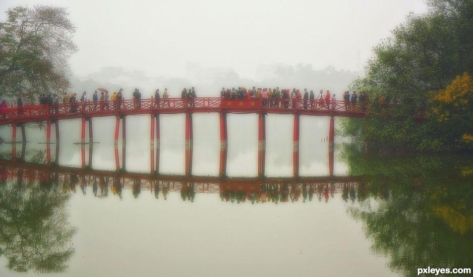 Misty, Foggy, Rainy