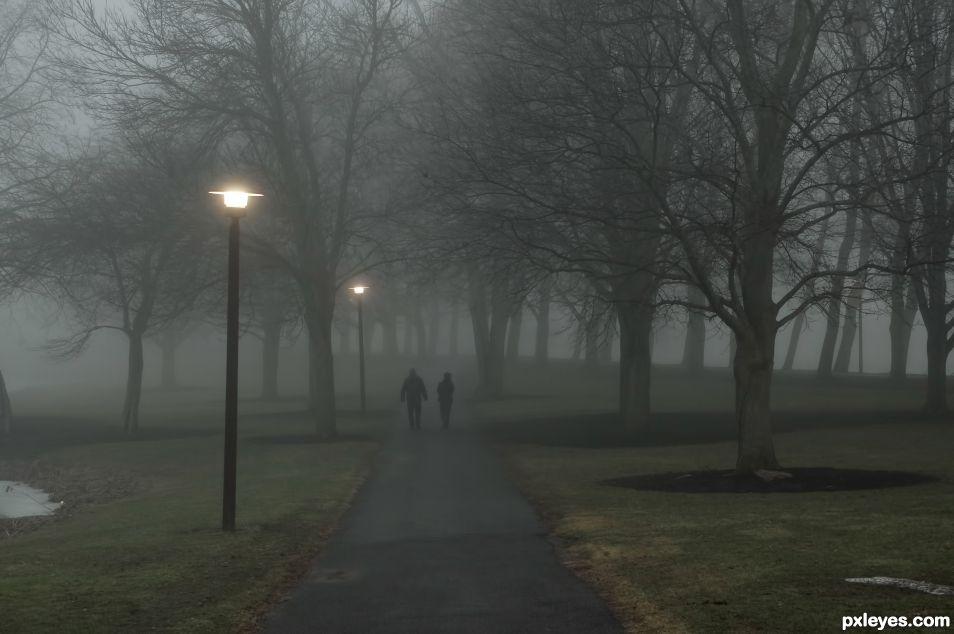 Walking to Oblivion