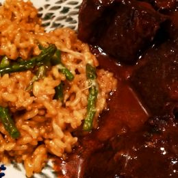Short Ribs and Risotto Picture