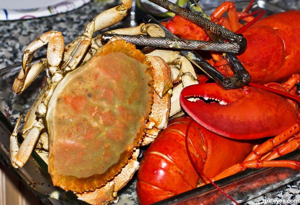 Crustacean Crunch