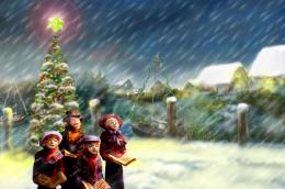 Seaside Carolers