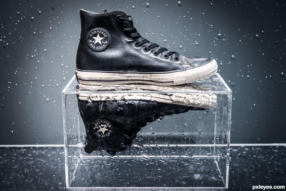 Wet converse