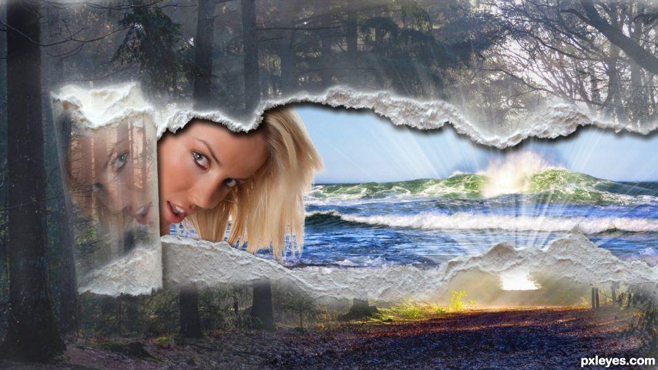 Peek A Beach
