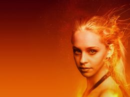 The True Girl on Fire