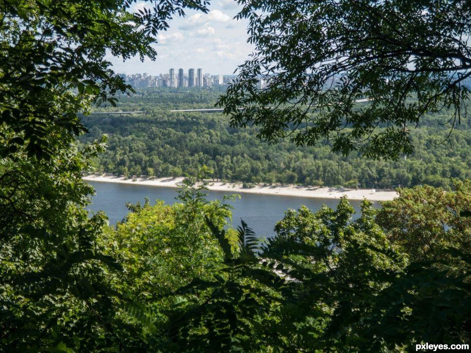 Vista di Kiev