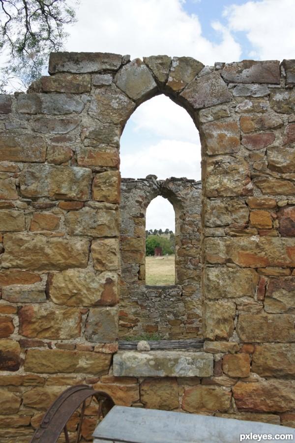 Kyenton Ruin