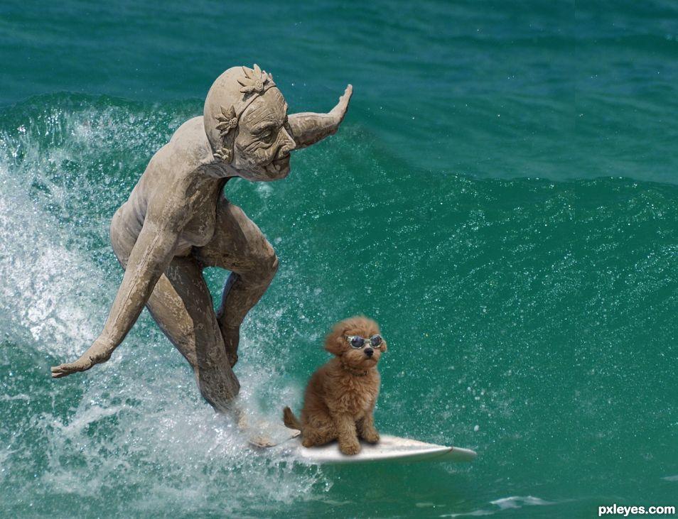 Surfing Ride