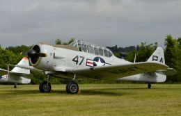 T-6 Texan Number 47