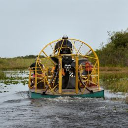 Airboatintheswamp