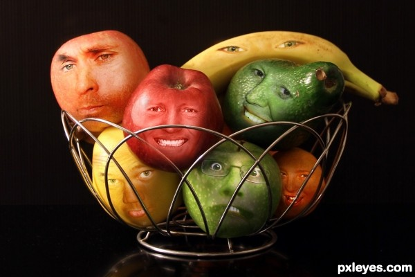 Fruit Family :)