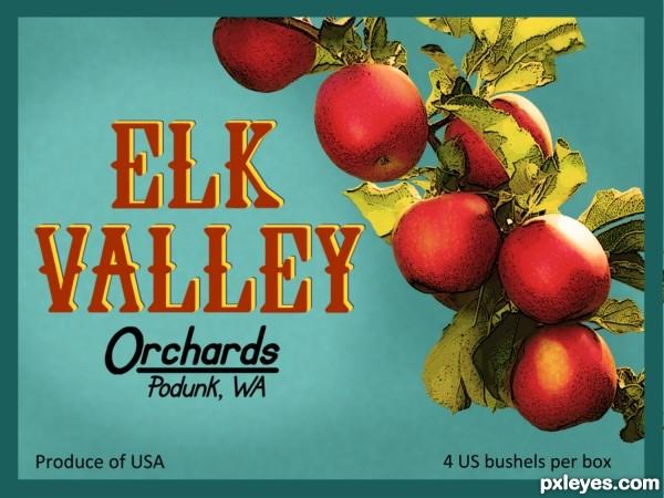 Elk Valley Apples