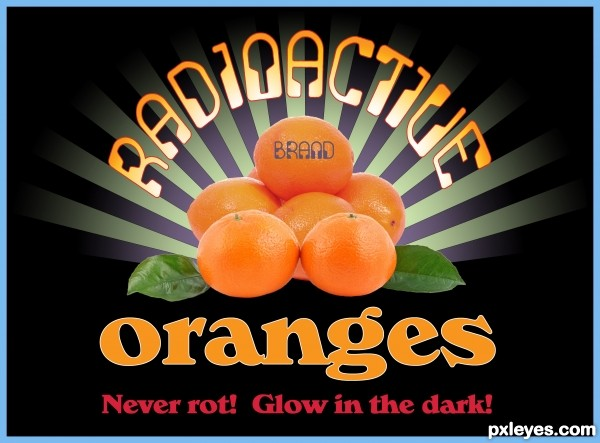 Radioactive Brand Oranges