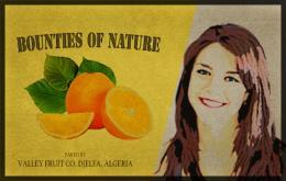 BOUNTIES OF NATURE