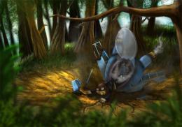 Unfortunate Crash Picture