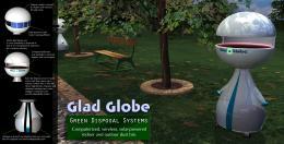 The Glad Globe