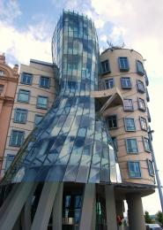 the dancing building Picture