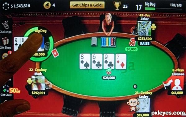 Many ways to Gamble!