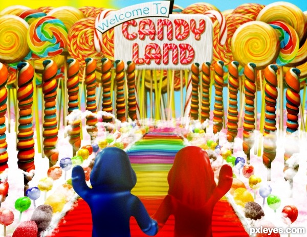 Welcome to Candy Land