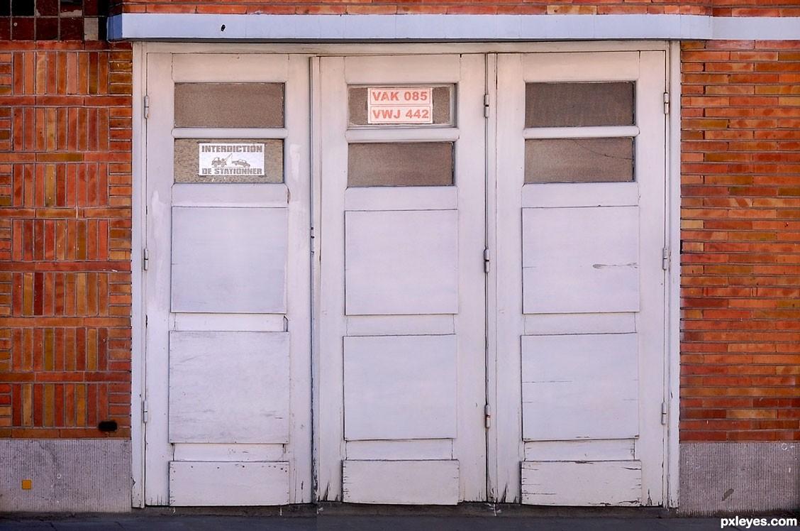 Old Garage Doors : Old garage door picture by artifakts for doors
