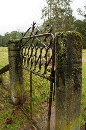 Buckland Gates