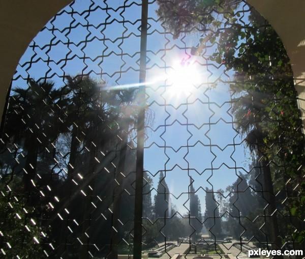 Moroccan Gate