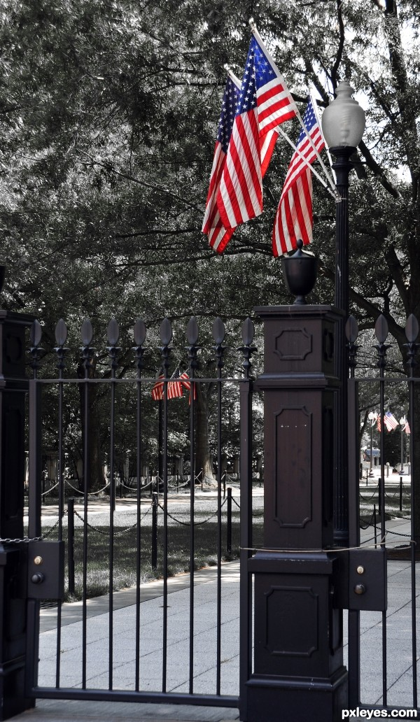 gate to the nation