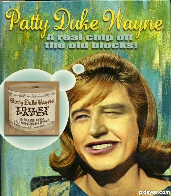 Patty Duke Wayne