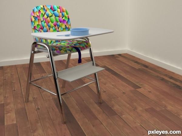 babys chair