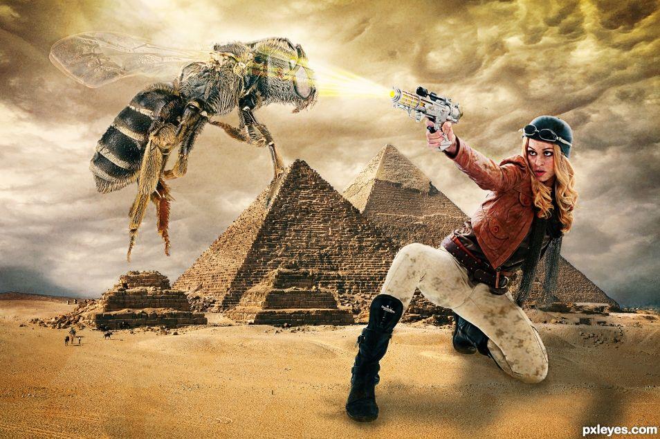 Kill the Bee