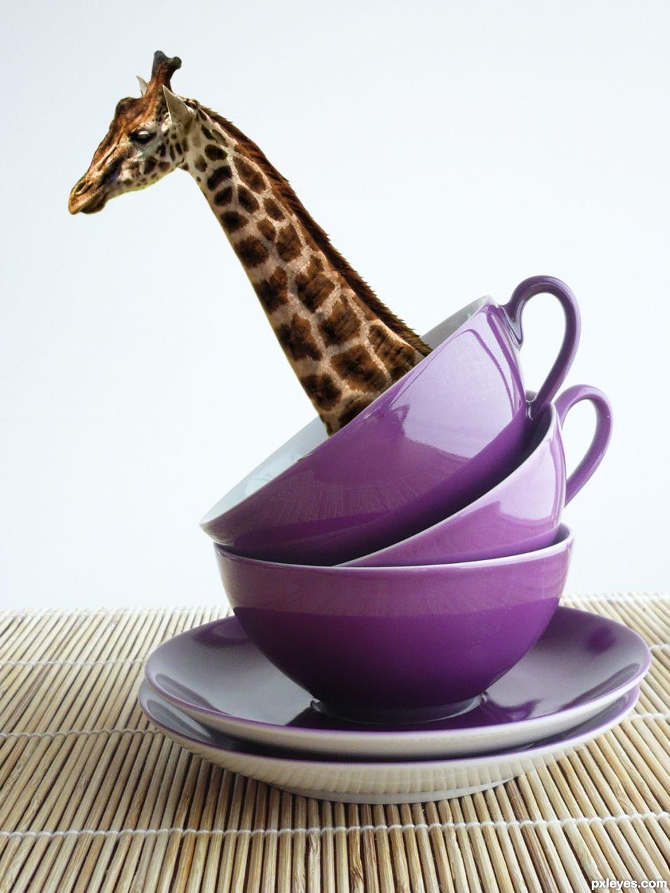 Giraffe Tea