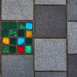 GlassPavement