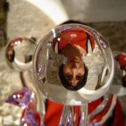 Overturningglass
