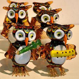 GlassOwls