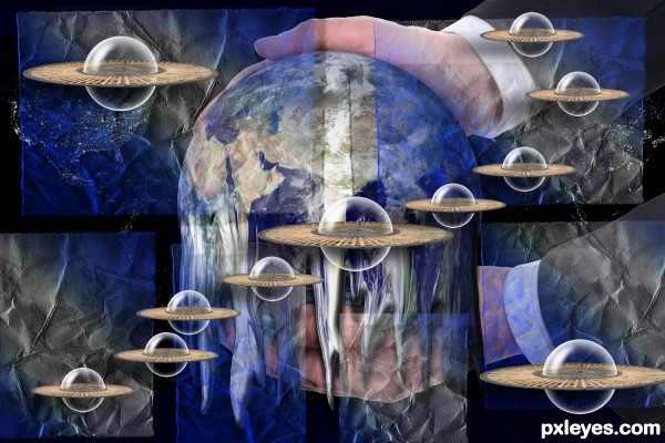 The Earth Be Sluing