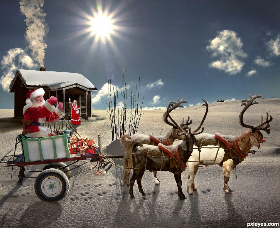Santa on a Budget