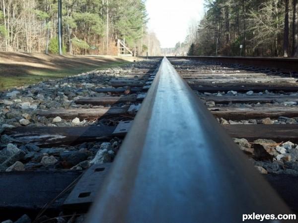 Riding The Rail